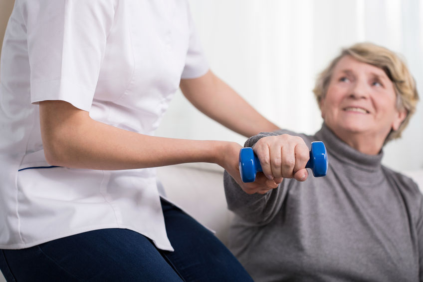 Focus On…Physiotherapy for the Over 60s